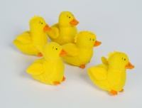 Cover image for Five Little Ducks Finger Puppets