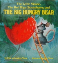 Cover image for The Big Hungry Bear
