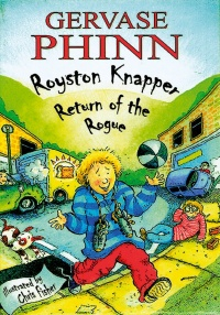 Cover image for Royston Knapper: Return of the Rogue