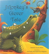 Cover image for Monkey's Clever Tale