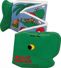 Cover image for Wally Whale