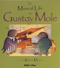 Cover image for The Musical Life of Gustav Mole