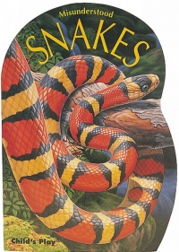 Cover image for Snakes