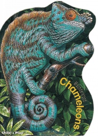 Cover image for Chameleons