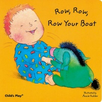 Cover image for Row, Row, Row Your Boat