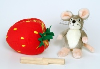 Cover image for Little Mouse Plush