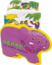 Cover image for Henry the Helpful Elephant