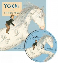 Cover image for Yokki and the Parno Gry Softcover and CD