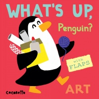 Cover image for What's Up Penguin?