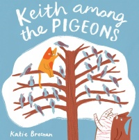 Cover image for Keith Among the Pigeons