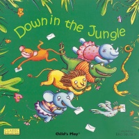 Cover image for Down in the Jungle