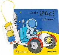 Cover image for Little Space Explorers
