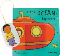 Cover image for Little Ocean Explorers