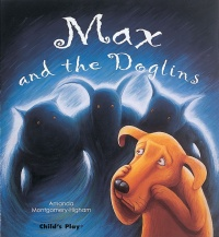 Cover image for Max and the Doglins