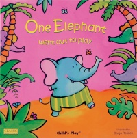 Cover image for One Elephant