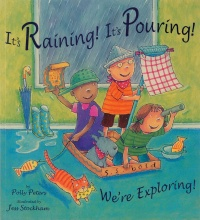 Cover image for It's Raining! It's Pouring! We're Exploring!