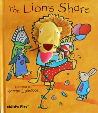 Cover image for The Lion's Share