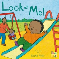 Cover image for Look at Me!