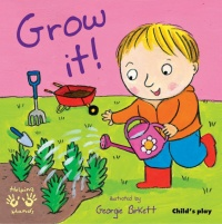 Cover image for Grow It!