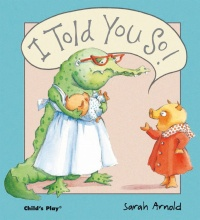 Cover image for I Told You So