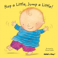 Cover image for Hop a Little