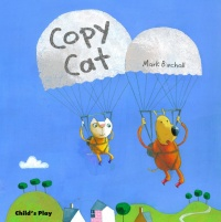 Cover image for Copy Cat