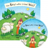 Cover image for The Boy Who Cried Wolf