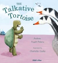 Cover image for The Talkative Tortoise