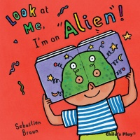 Cover image for I'm an Alien!
