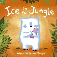 Cover image for Ice in the Jungle