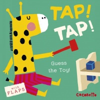 Cover image for What's that Noise? TAP! TAP!