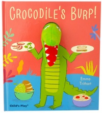 Cover image for Crocodile's Burp