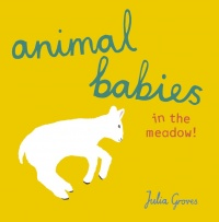 Cover image for Animal Babies in the meadow!
