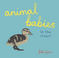Cover image for Animal Babies in the river!