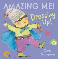 Cover image for Dressing Up