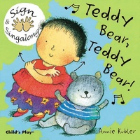 Cover image for Teddy Bear, Teddy Bear!
