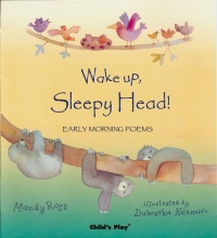 Cover image for Wake Up, Sleepy Head!