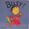 Cover image for Busy