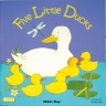Cover image for Five Little Ducks