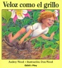 Cover image for Veloz Como el Grillo