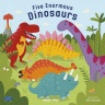 Cover image for Five Enormous Dinosaurs
