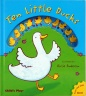 Cover image for Ten Little Ducks