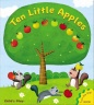 Cover image for Ten Little Apples