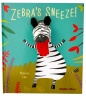 Cover image for Zebra's Sneeze