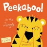 Cover image for Peekaboo! In the Jungle!