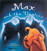 Click to visit Max and the Doglins page