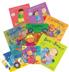 Selection of inclusive books
